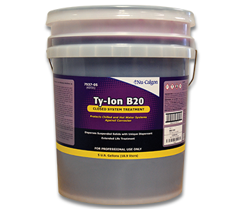 Hóa chất chống ăn mòn tuần hòa kín Ty-ion B20