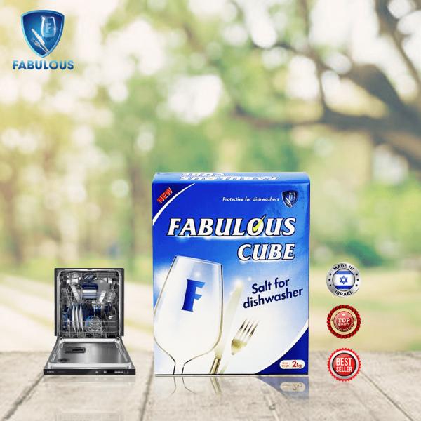 Muối rửa bát hữu cơ Fabulous cube
